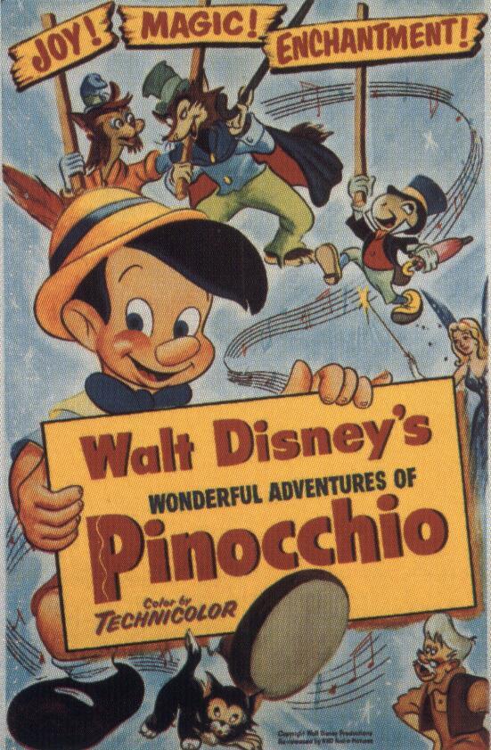 Мультфильм Пиноккио 1940 Скачать Торрент - фото 11