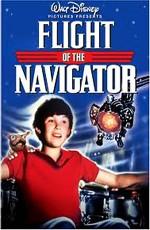 Постер к фильму Полет навигатора