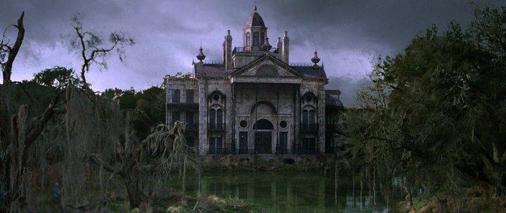 Особняк с привидениями / The Haunted Mansion (2003)