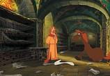 Сцена изо фильма Три богатыря да Шамаханская царица (2010)