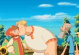 Сцена изо фильма Три богатыря равным образом Шамаханская царица (2010)