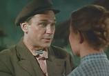 Сцена с фильма Поднятая новь (1959) Поднятая целинка театр 0
