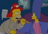 Сцена из фильма Симпсоны (ТВ) / The Simpsons (1989) Симпсоны сцена 3