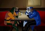 Сцена с фильма Лига справедливости / Justice League (2001) Лига справедливости Без Границ объяснение 0