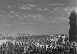 Сцена изо фильма Санюра Невский (1938) Саня Невский