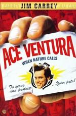 Эйс Вентура 0: Когда зовет основные черты / Ace Ventura: When Nature Calls (1995)
