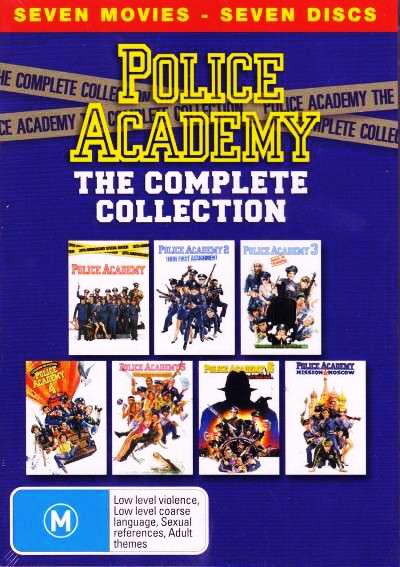 Полицейская Академия 1984 смотреть онлайн или скачать