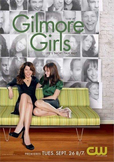 Гилмор Оригинальное название Gilmore Girls Сезон 1-7 (Run October 5