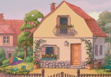 Сцена из фильма Новые приключения кота Леопольда (2015)