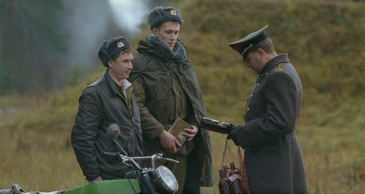 Скачать Солдатский декамерон (2005) DVDRip.