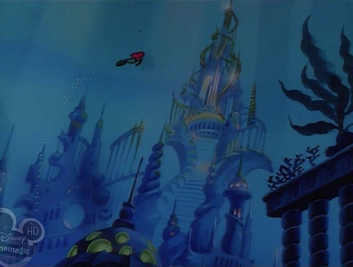 Русалочка скачать торрент в хорошем качестве бесплатно, мультфильм.