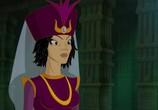 Кадр изо фильма Три богатыря равно Шамаханская царица торрент 075665 люди 0