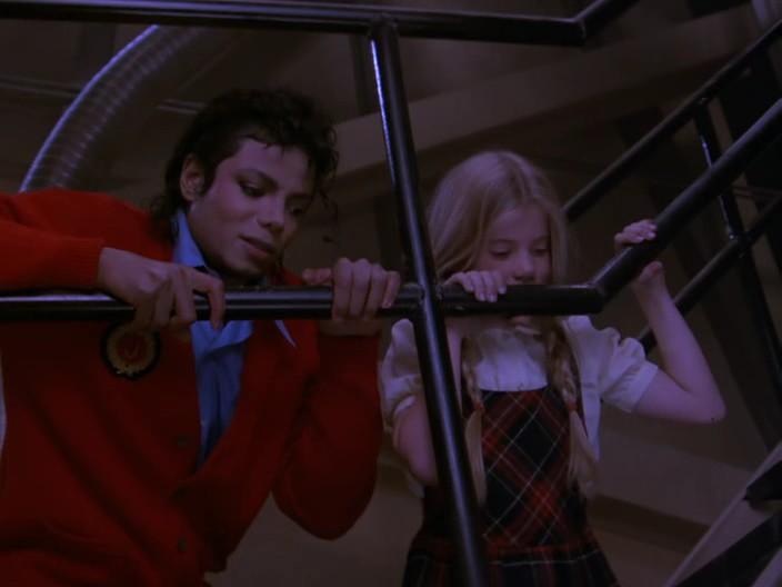 Кадры из фильма «Лунная Походка» / 1988