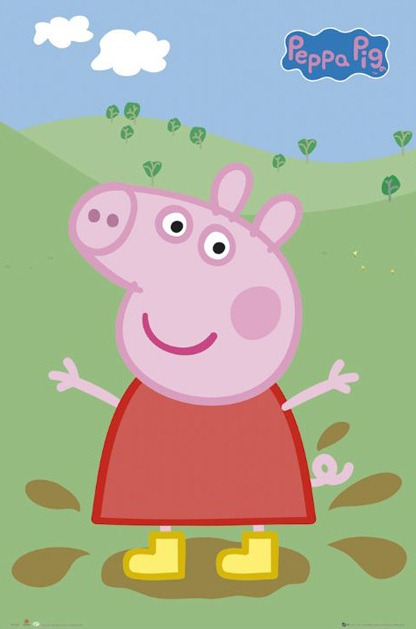 картинки смешные свинка пеппа