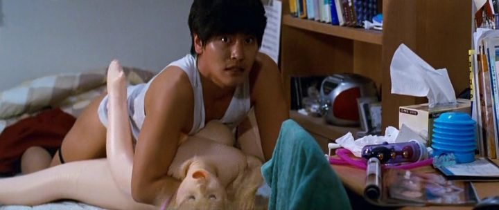 Сексуальные корейские фильмы фото 262-226