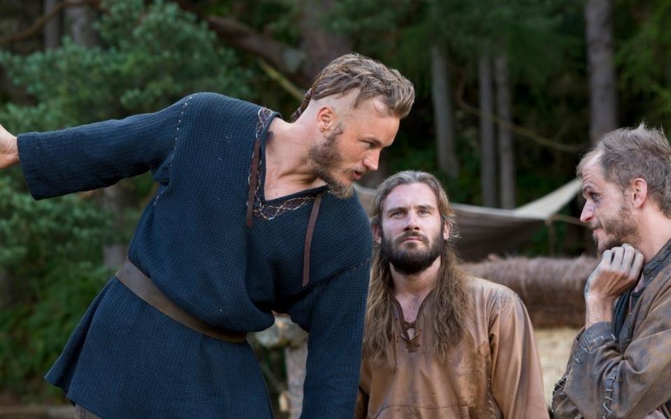 Торрент викинги 2 сезон.