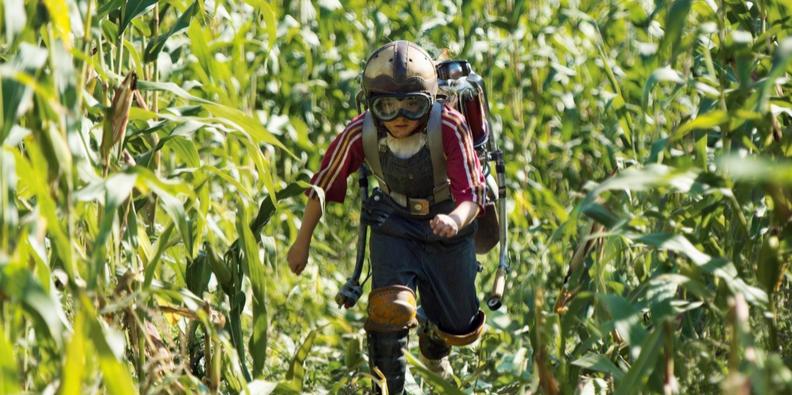Земля будущего / Tomorrowland (Брэд Бёрд / Brad Bird) [2 15, США