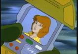 Сцена изо фильма Черепашки мутанты разведчик / Teenage Mutant Ninja Turtles (1987)