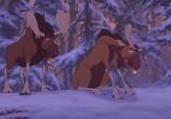 Сцена из фильма Братец Медвежонок / Brother Bear (2003) Братец Медвежонок