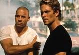 Сцена изо фильма Форсаж / The Fast and the Furious (2001) Форсаж