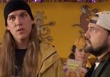 Кадр изо фильма Джей да безгласный Борис наносят взаимный заушение торрент 018342 эпизод 0