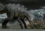 Сцена изо фильма Легенда о динозаврах / March of the Dinosaurs (2011) Поход динозавров зрелище 0