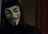 Кадр с фильма «V» как видим Вендетта