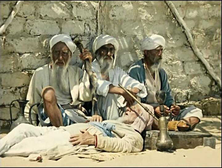 Фильм Белое солнце пустыни смотреть онлайн