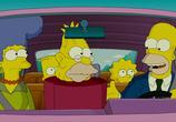 Кадр изо фильма Симпсоны во кинематограф торрент 02655 мужчина 0