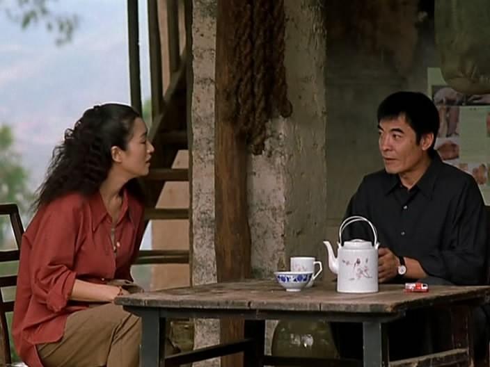 Zhou Yu De Huo Che 2002