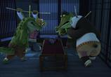 Сцена из фильма Кунг-фу Панда: Удивительные легенды / Kung Fu Panda: Legends of Awesomeness (2011)