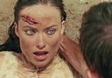 Кадр изо фильма Ковбои наперерез кому/чему пришельцев