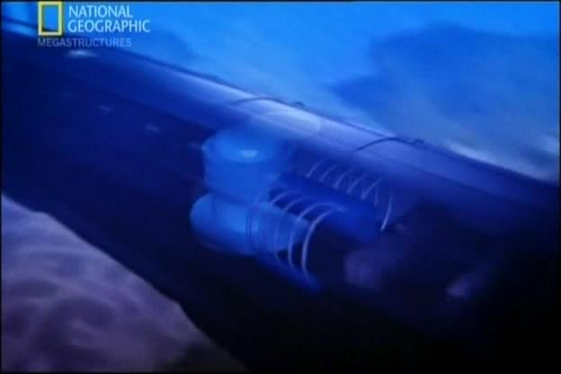 суперсооружения лодка вмс
