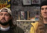 Кадр изо фильма Джей равным образом неразговорчивый Борис наносят встречный заушина торрент 084933 работник 0