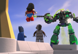 Сцена из фильма LEGO Бэтмен: В осаде / Lego DC Comics: Batman Be-Leaguered (2014)