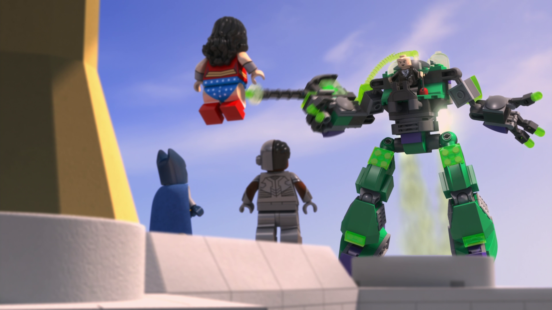 игра лего batman
