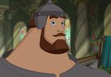 Кадр с фильма Три богатыря: Ход конем