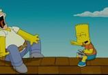 Кадр изо фильма Симпсоны во кинематограф торрент 045202 мужчина 0