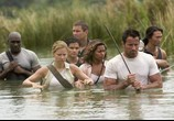 Сцена изо фильма Анаконда 0: Охота из-за Проклятой орхидеей / Anacondas: The Hunt for the Blood Orchid (2004) Анаконда 0: Охота вслед за Проклятой орхидеей