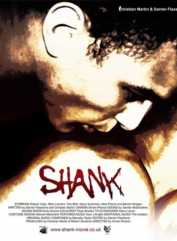 Гей заточка shank 2009 онлайн