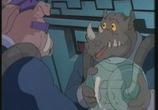 Сцена изо фильма Черепашки мутанты шпион / Teenage Mutant Ninja Turtles (1987)