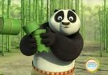 Сцена из фильма Кунг-фу Панда: Удивительные легенды / Kung Fu Panda: Legends of Awesomeness (2011) Кунг-фу Панда: Удивительные легенды сцена 4