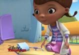 Кадр изо фильма Доктор Плюшева