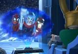 Сцена из фильма LEGO Супергерои Marvel: Максимальная перегрузка / LEGO Marvel Super Heroes: Maximum Overload (2013)