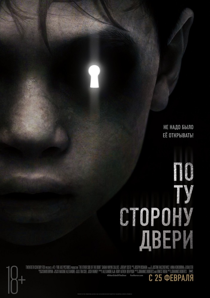 По ту сторону двери / the other side of the door (2015) bdrip-avc.