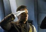 Сцена из фильма Звездный крейсер Галактика / Battlestar Galactica (2004) Звездный крейсер Галактика
