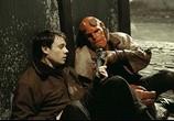 Сцена изо фильма Хеллбой: Герой с пекла / Hellboy (2004) Хеллбой: Герой с пекла