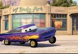 Сцена из фильма Тачки / Cars (2006) Тачки