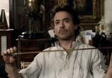 Сцена с фильма Шерлок Холмс / Sherlock Holmes (2009) Шерлок Холмс подмостки 0