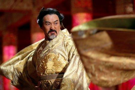 Проклятие золотого цветка / man cheng jin dai huang jin jia (2006.